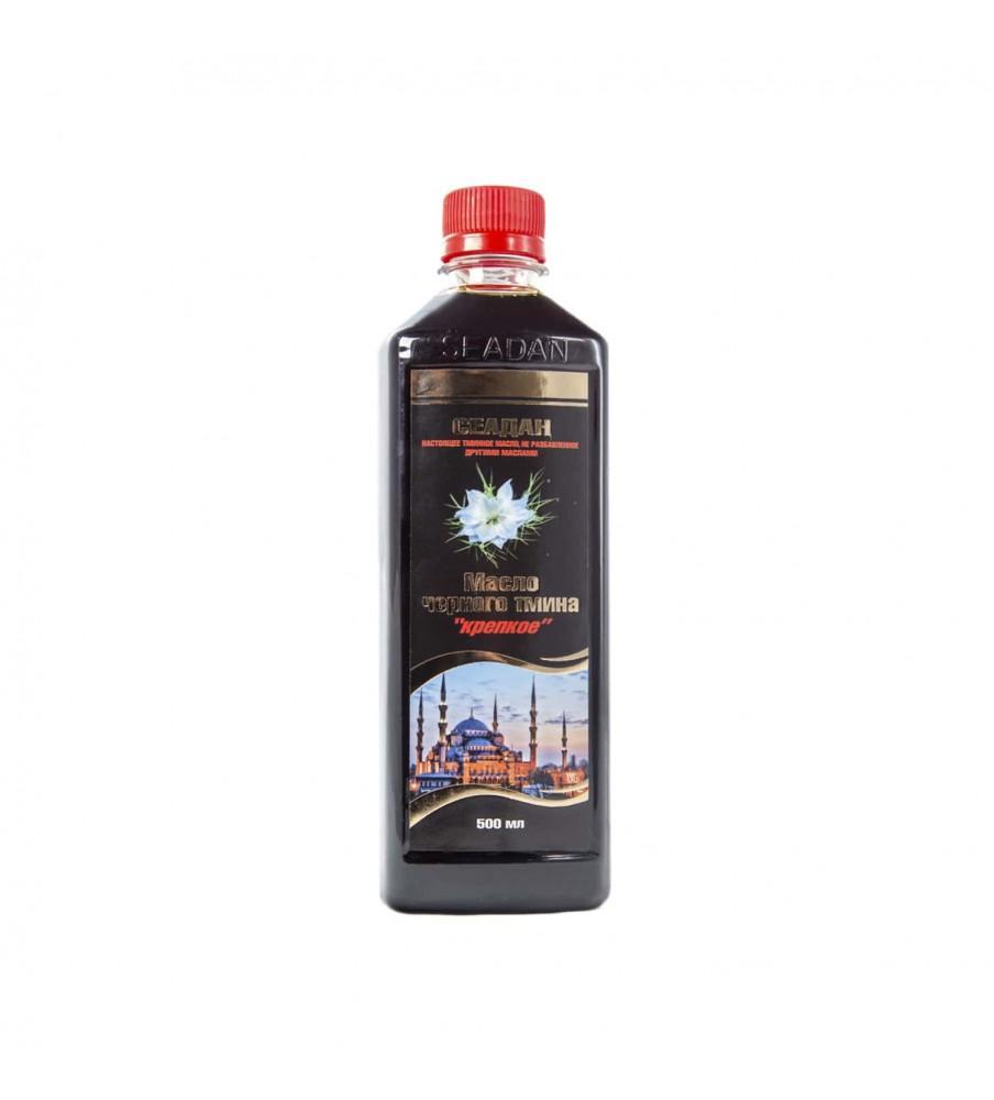 Масло черного тмина СЕАДАН 500 ml